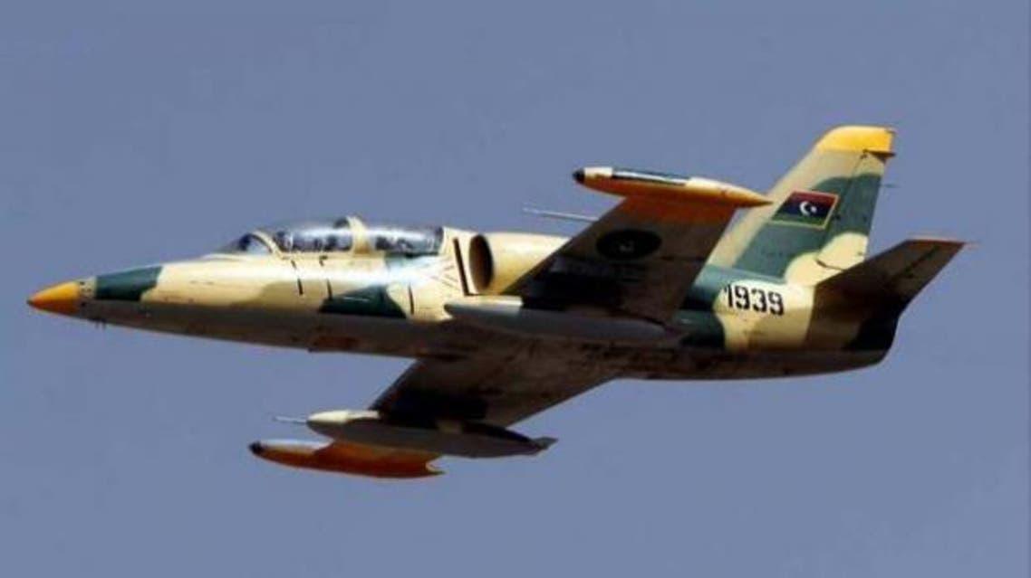 الطيران الليبي الحربي