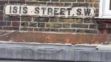 Despite name, London's Isis street boasts million-pound properties