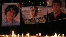 Charlie Hebdo co-founder blames slain editor for attack