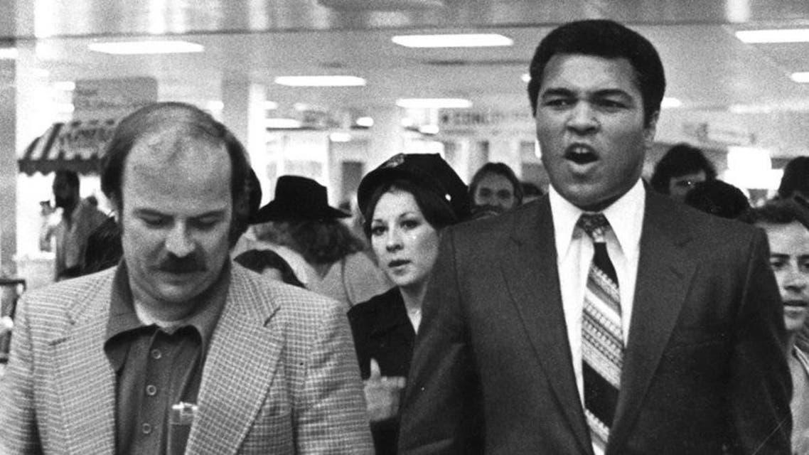 Muhammad Ali Clay AP