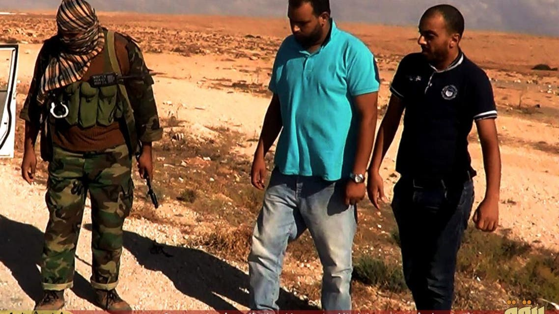 الصحفيان التونسيان في قبضة داعش