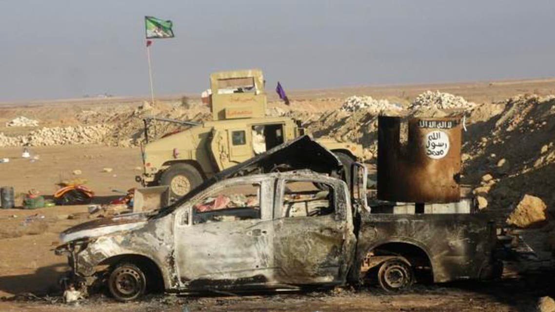 Iraq ISIS Car
