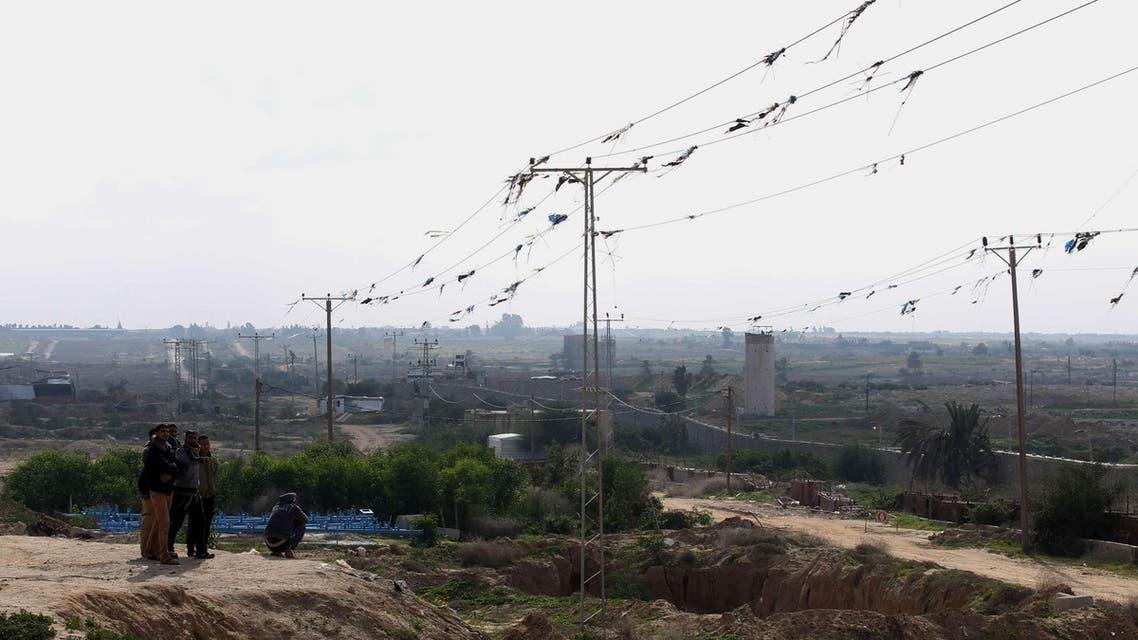 Egypt gaza rafah AFP