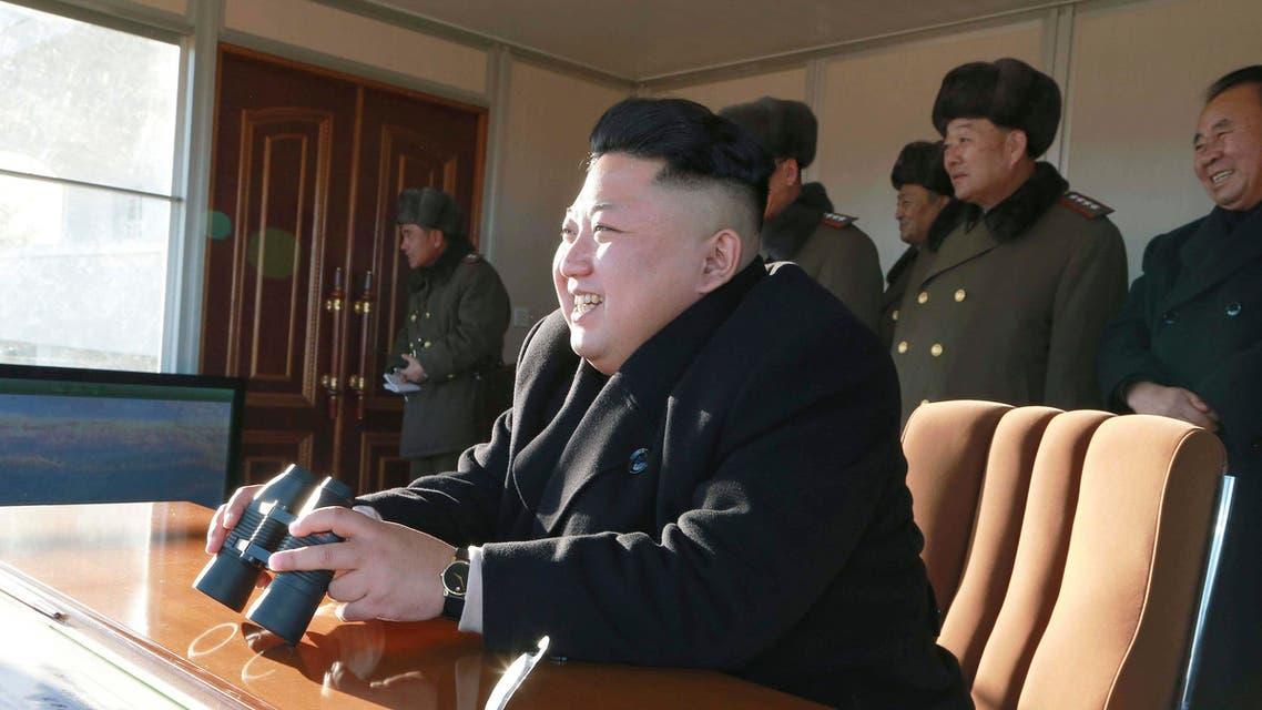 North Korean leader Kim Jong Un Reuters
