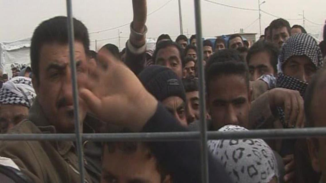 THUMBNAIL_ نزوح أكثر من ألف عراقي من المحافظات إلى كركوك