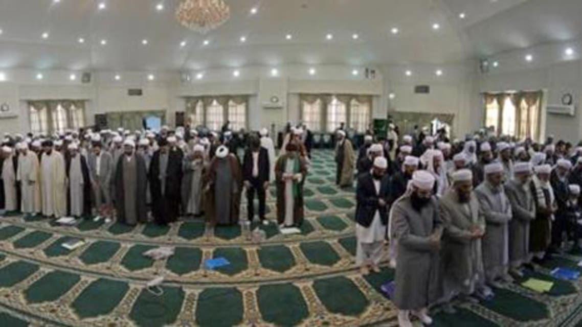 صلاة السنة والشيعة