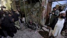 Suicide attack kills 18 in Pakistan