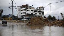 أول رضيعة تلقى حتفها جراء مياه الأمطار في غزة