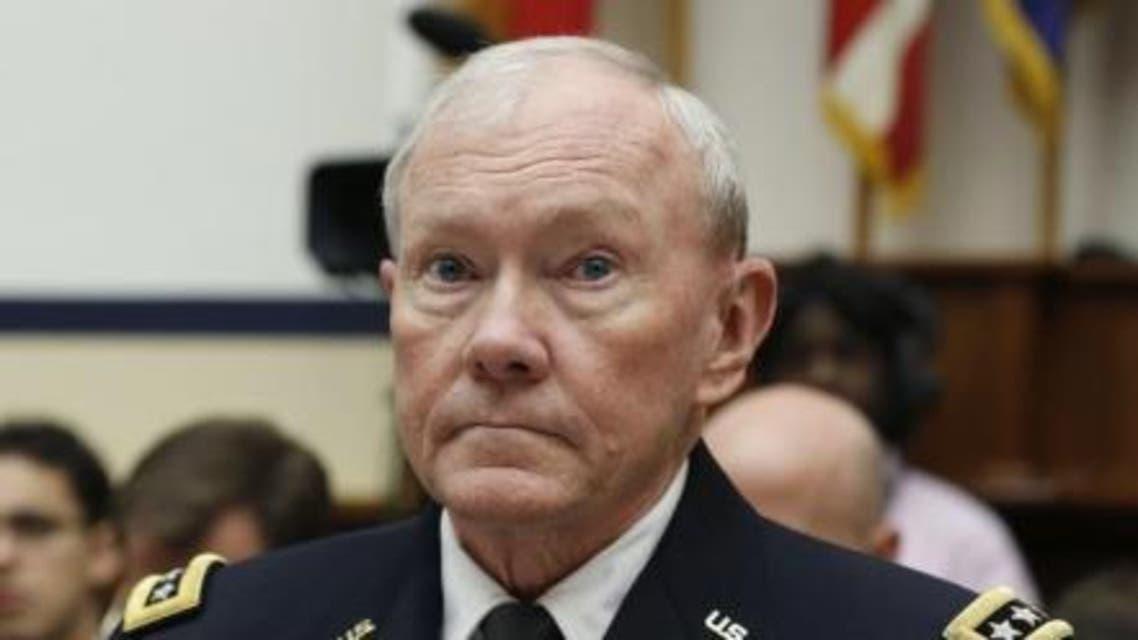 رئيس هيئة الأركان الأميركية المشتركة الجنرال مارتن ديمبسي