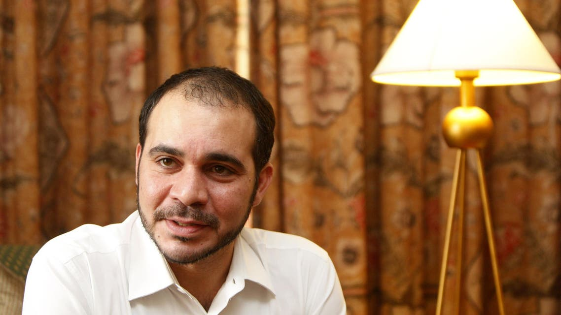 Prince Ali bin Al Hussein speaks during an interview with The Associated Press in Kuala Lumpur, Malaysia, Wednesday, March 21, 2012. (File photo: AP)