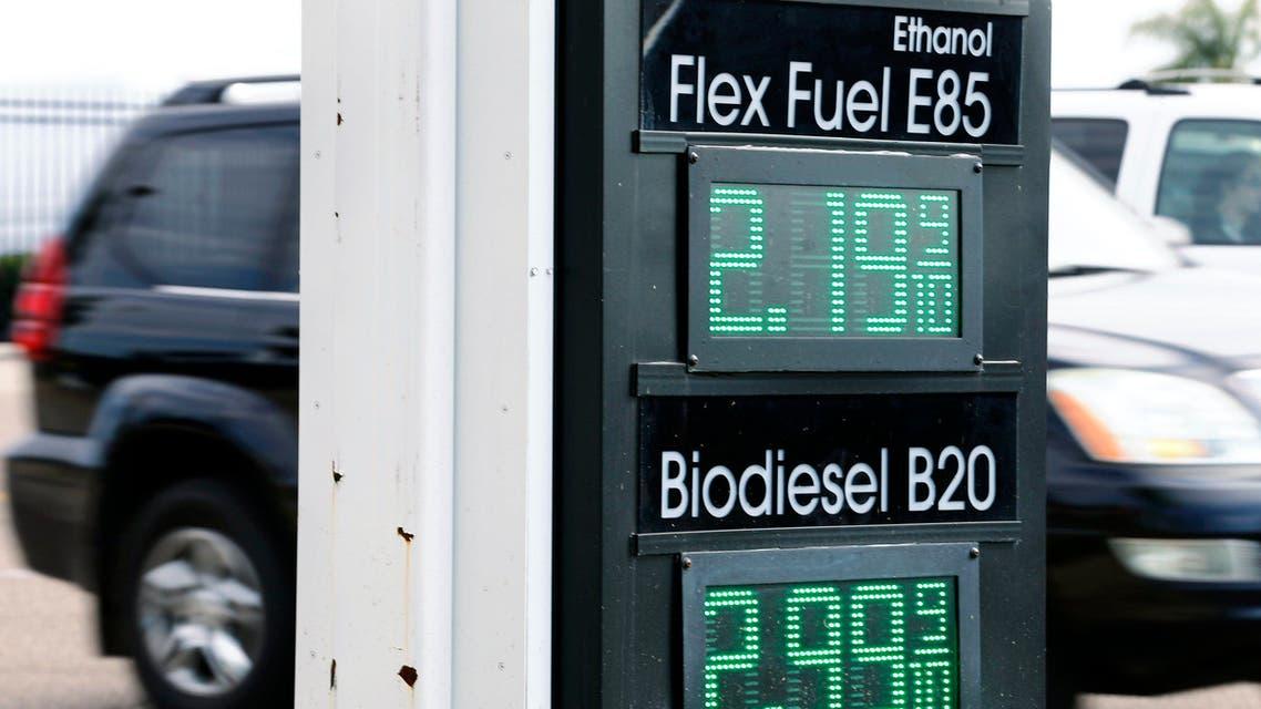 نفط اميركا النفط الاميركي الوقود الاميركي الوقود بأميركا