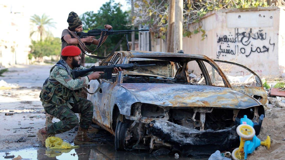 أعمال العنف في ليبيا