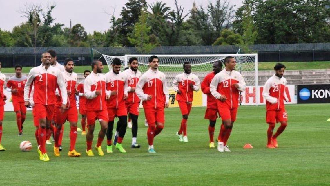 تیم فوتبال بحرین