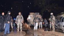 لبنان: مسلح افراد کا حملہ، متعدد فوجی ہلاک