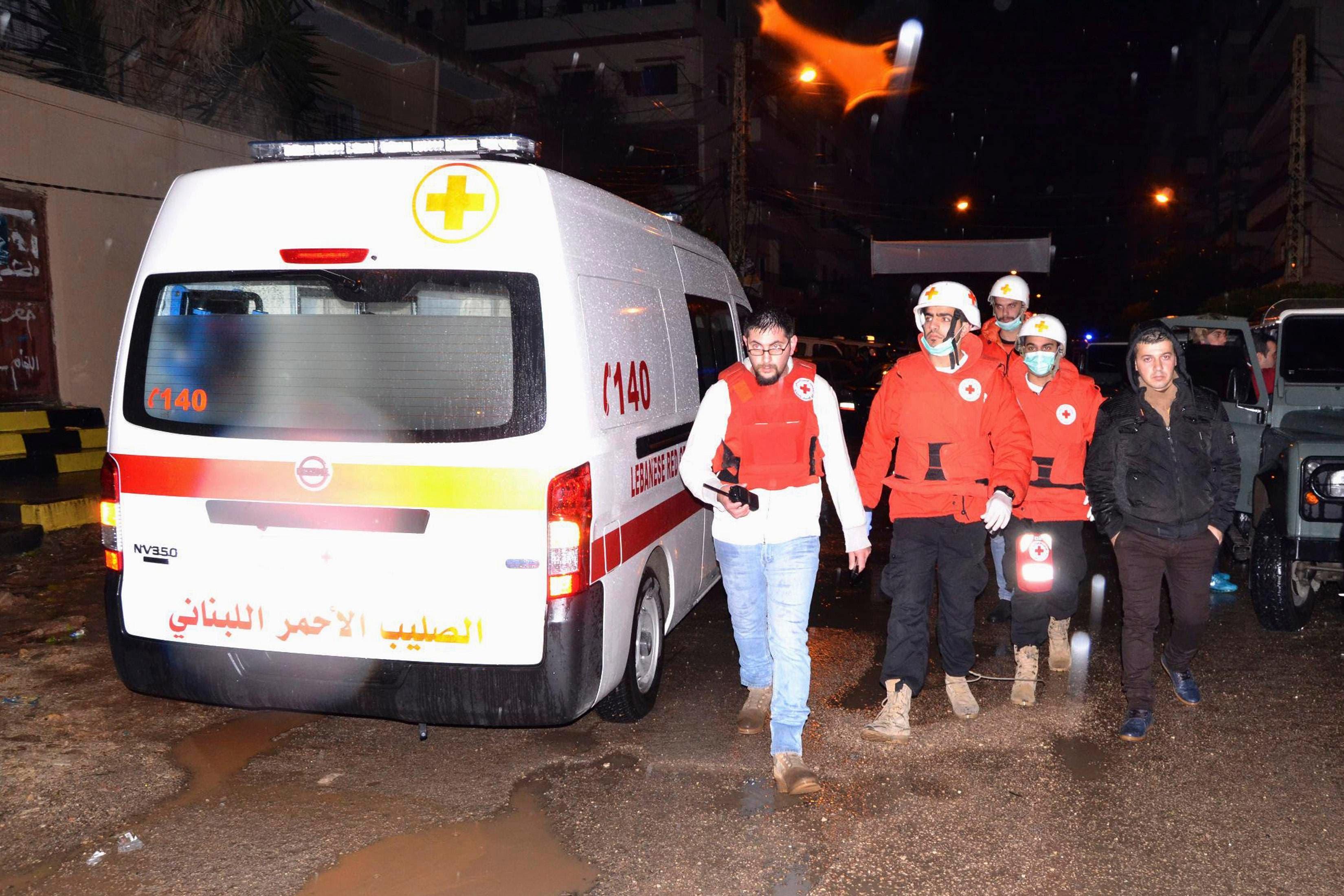 Fresh violence rocks north Lebanon