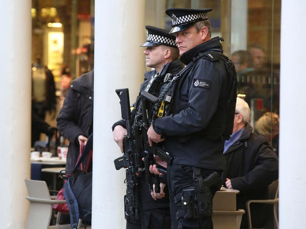 وسائل إعلام بريطانية تعلن عن عمليات طعن في مدينة ريدينغ