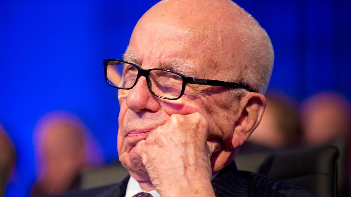 Rupert Murdoch AP