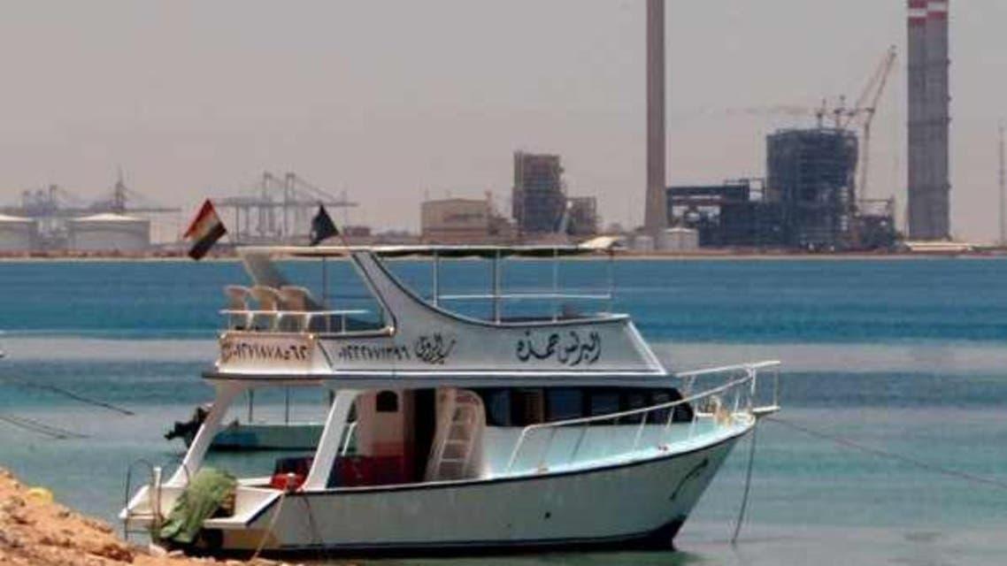 fishermen boat REUTERS Egypt