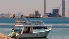 300 Egyptian fishermen fleeing Libya arrive home