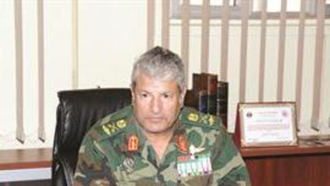 قائد القوات الخاصة اللواء عبد الفتاح يونس