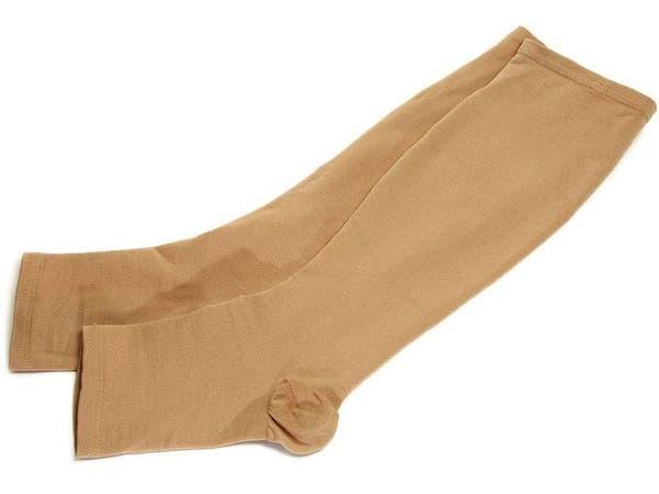 الجوارب الضاغطة قد تخفف من ضيق التنفس أثناء النوم