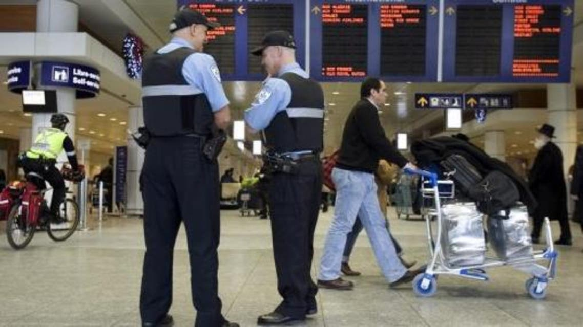 montreal airport canada police