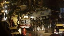 Seven killed in north Lebanon suicide attack