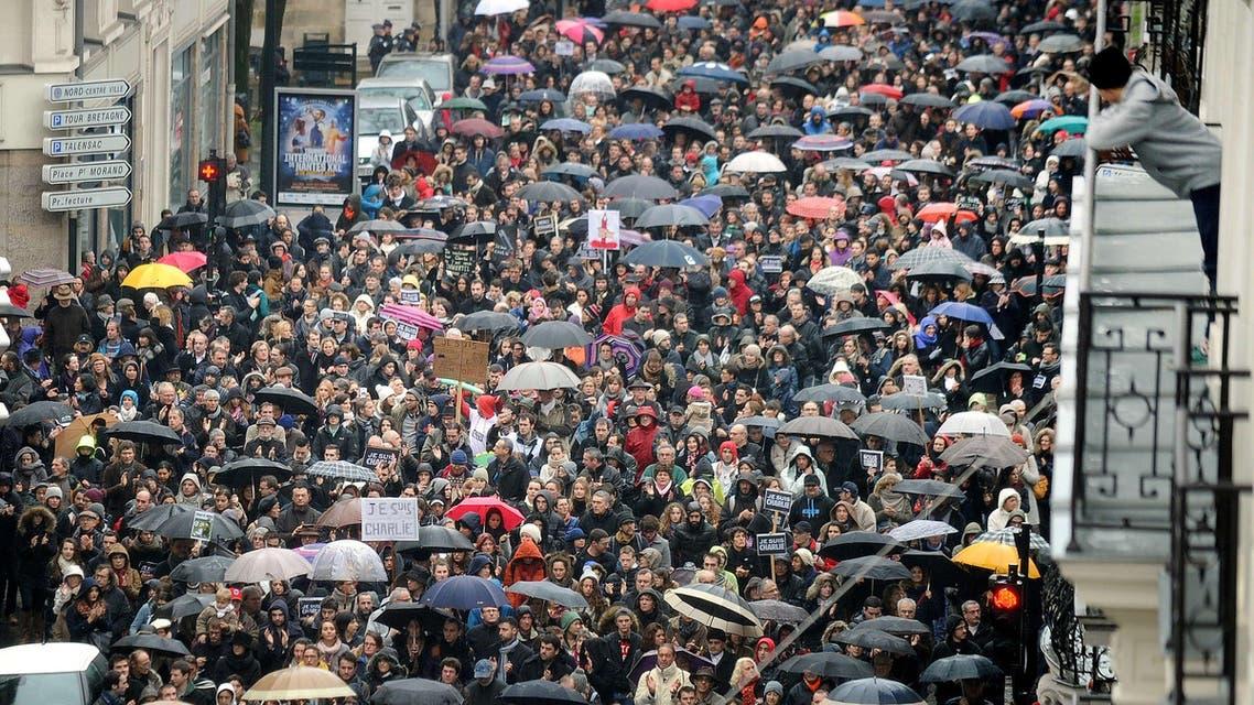 France protests AFP