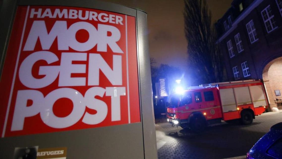 Hamburger Morgenpost  The regional daily, the Hamburger Morgenpost, had splashed three Charlie Hebdo cartoons on its front page after the massacre at the Paris publication