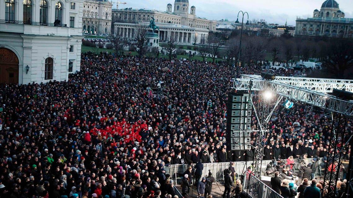 تظاهرات فرنسا ضد الإرهاب