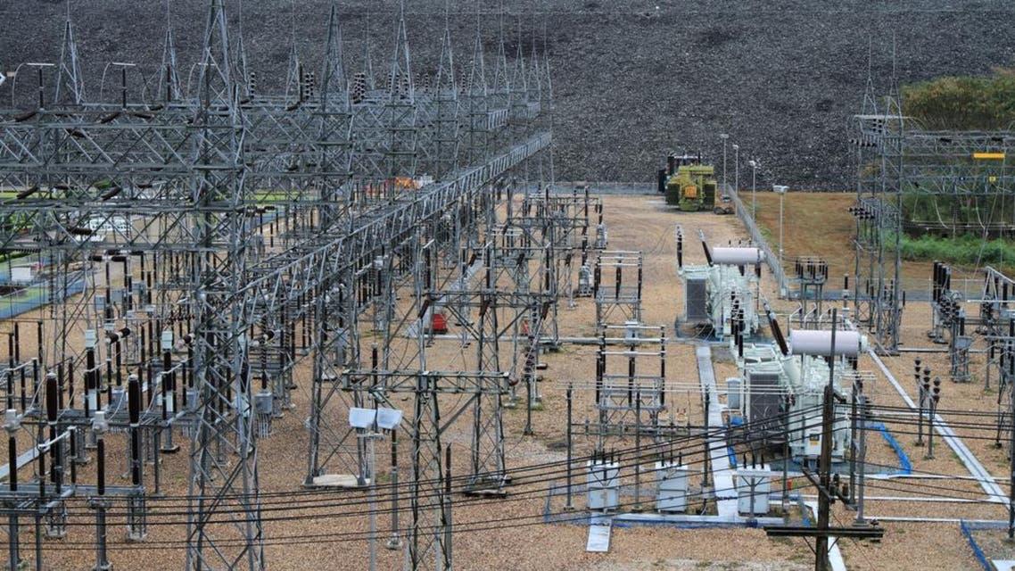 saudi electricity plant shutterstock
