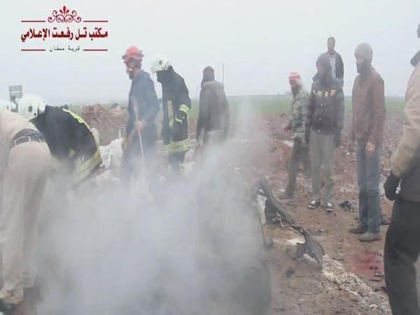 غارات روسية على ريف حلب وتقدم جديد لقوات الأسد