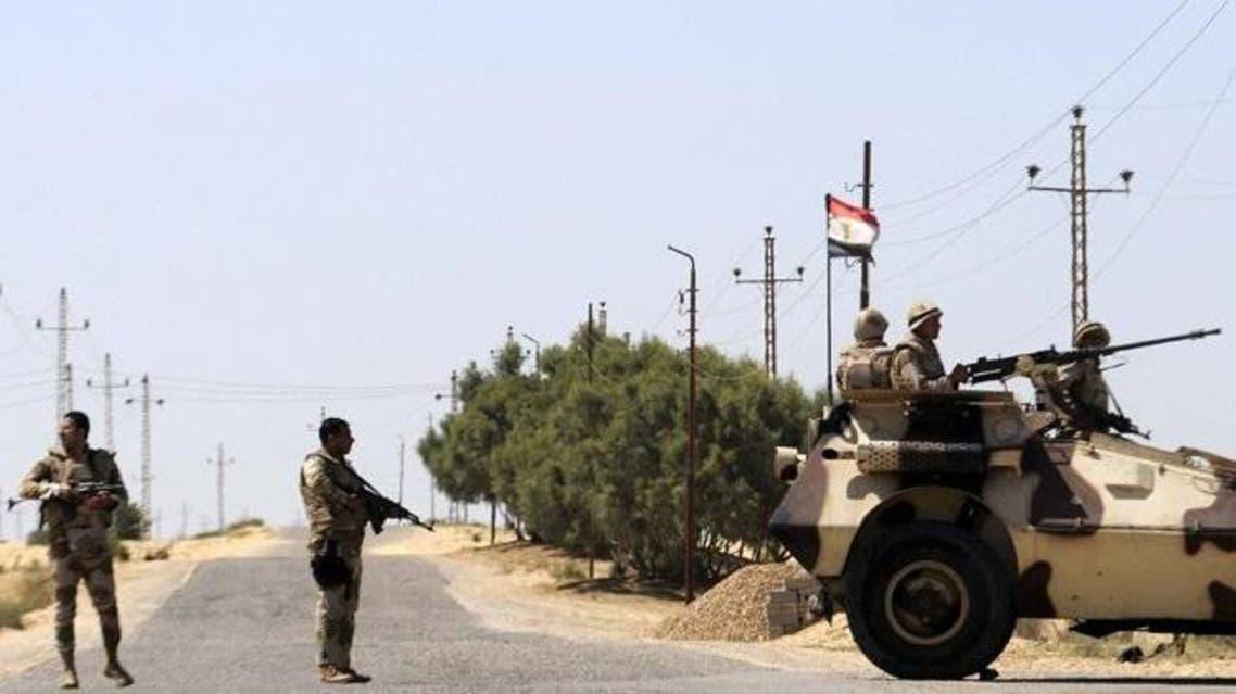 شرطة في سيناء
