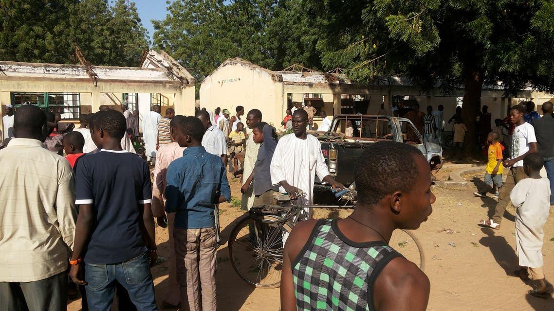 Potiskum Nigeria Boko Haram AP