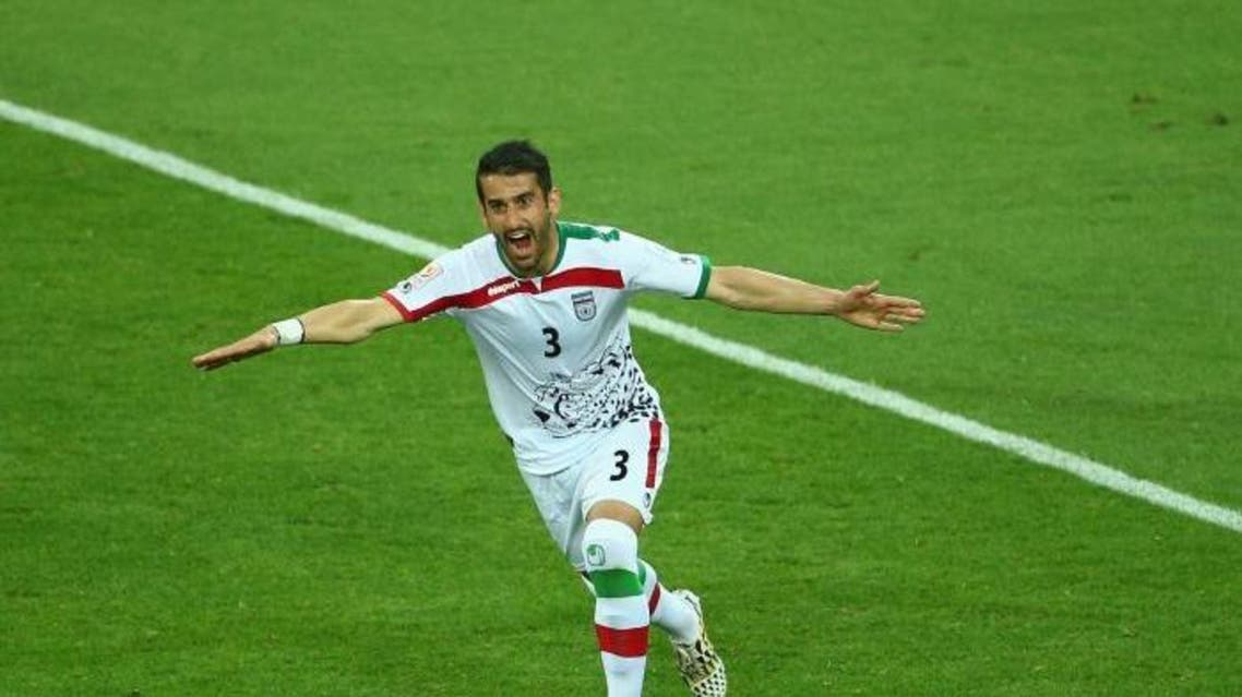 iran won
