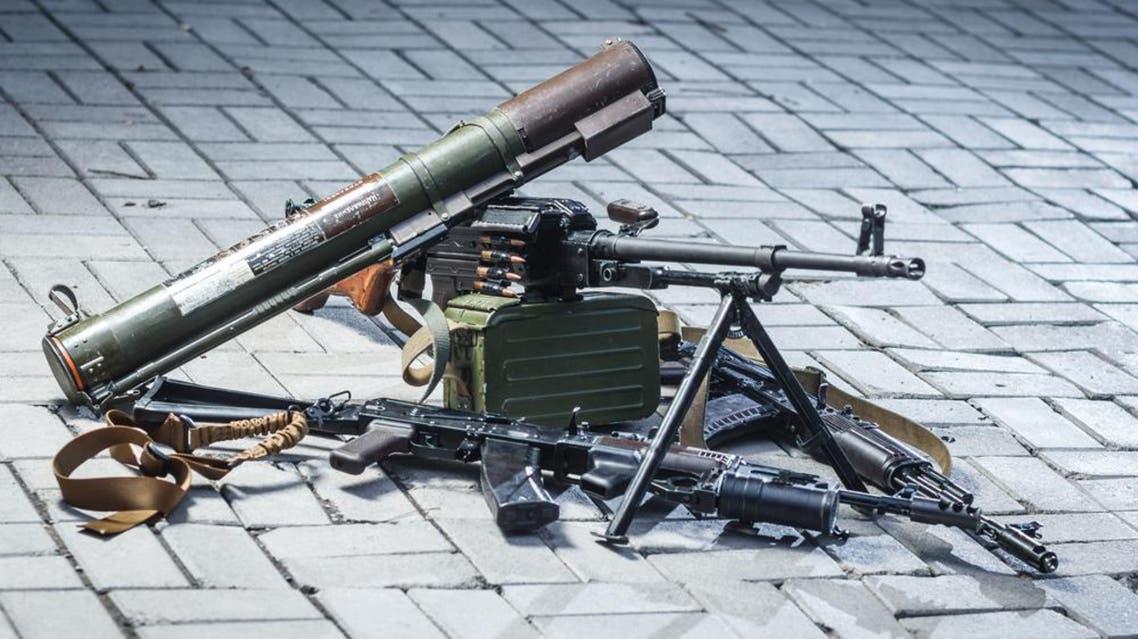 Weapons Shutterstock