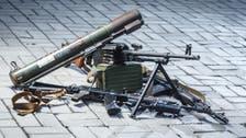 Paris gunmen's terror arsenal: AK-47s, rocket launcher, grenade