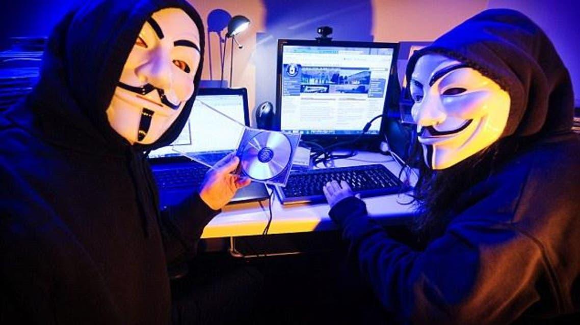 anonymous hackers activists photo courtesy REX