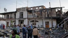 Fire guts Itegue Taitu Hotel, Ethiopian hotel made famous by 'scoop'