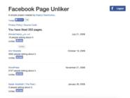 طرق عديدة لإلغاء الـ LIKE لصفحات فيسبوك