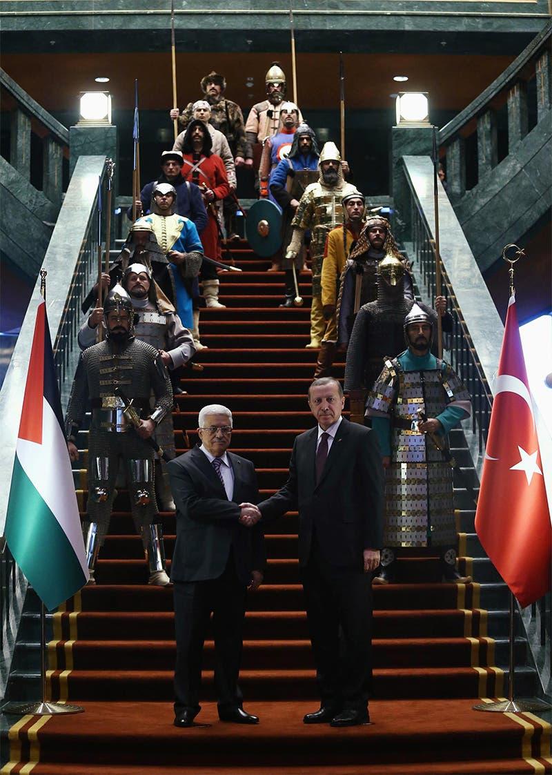 Bildresultat för القصر الجديد في تركيا والحرس التركي