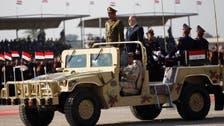 Abadi criticizes 'slow' support for Iraqi army