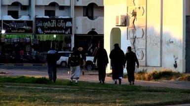داعش يتجول في شوارع مدينة سرت الليبية