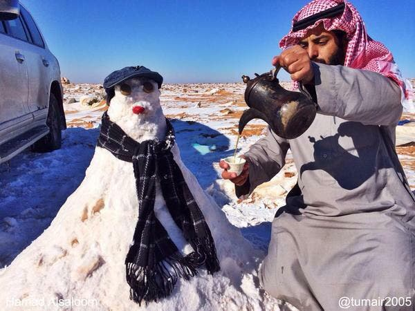 Snowmen (Twitter)
