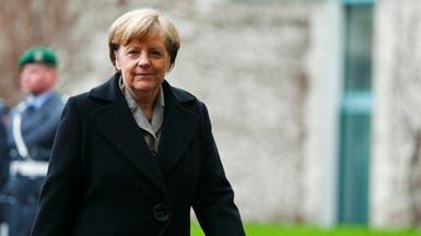 ميركل تشارك في تظاهرة ضد هجمات باريس وبيغيدا تصعد