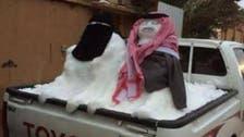Saudi cleric says snowmen are anti-Islamic