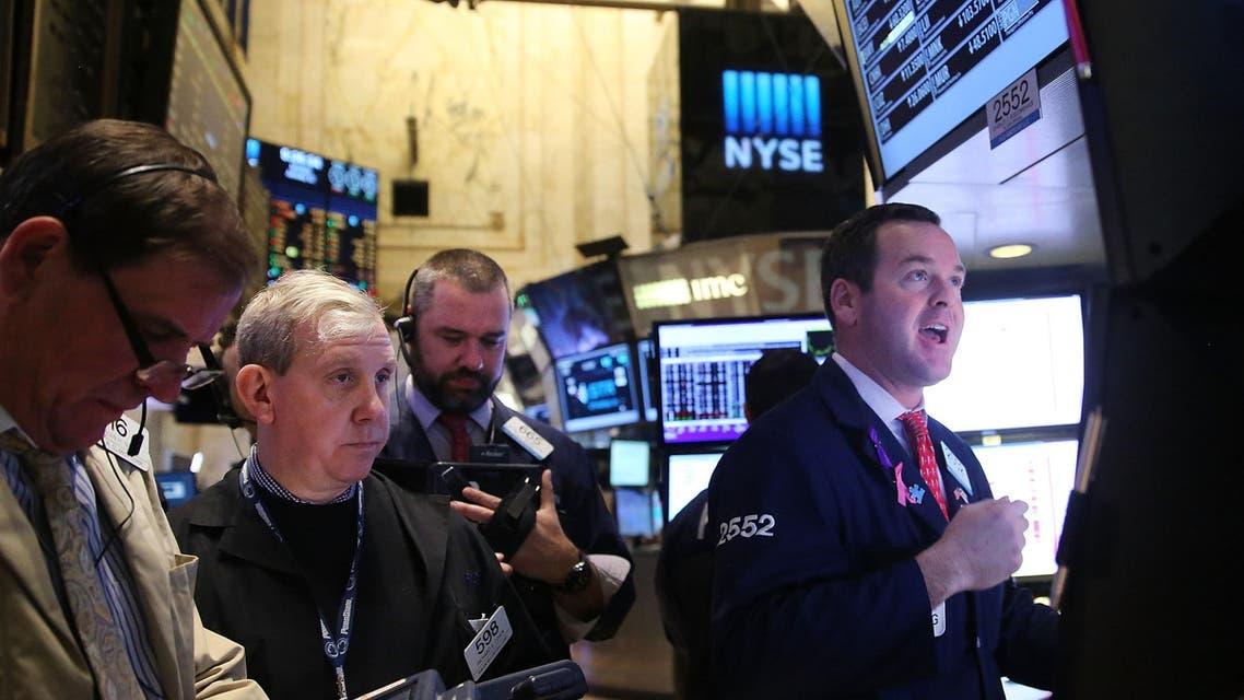 U.S. stocks AFP New York Stock Exchange