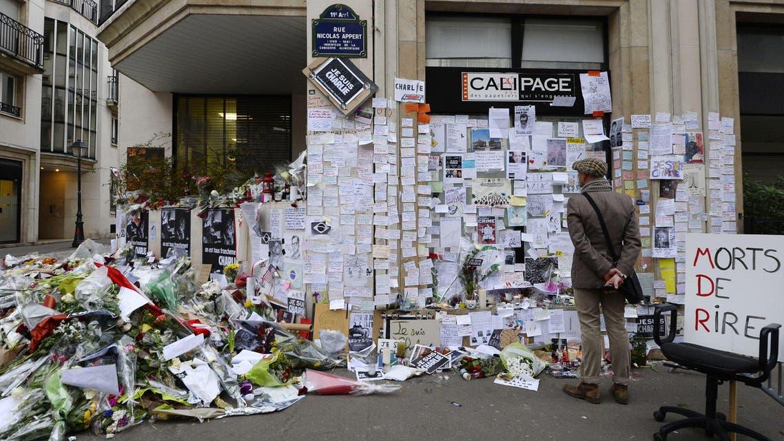 Charlie Hebdo France AFP