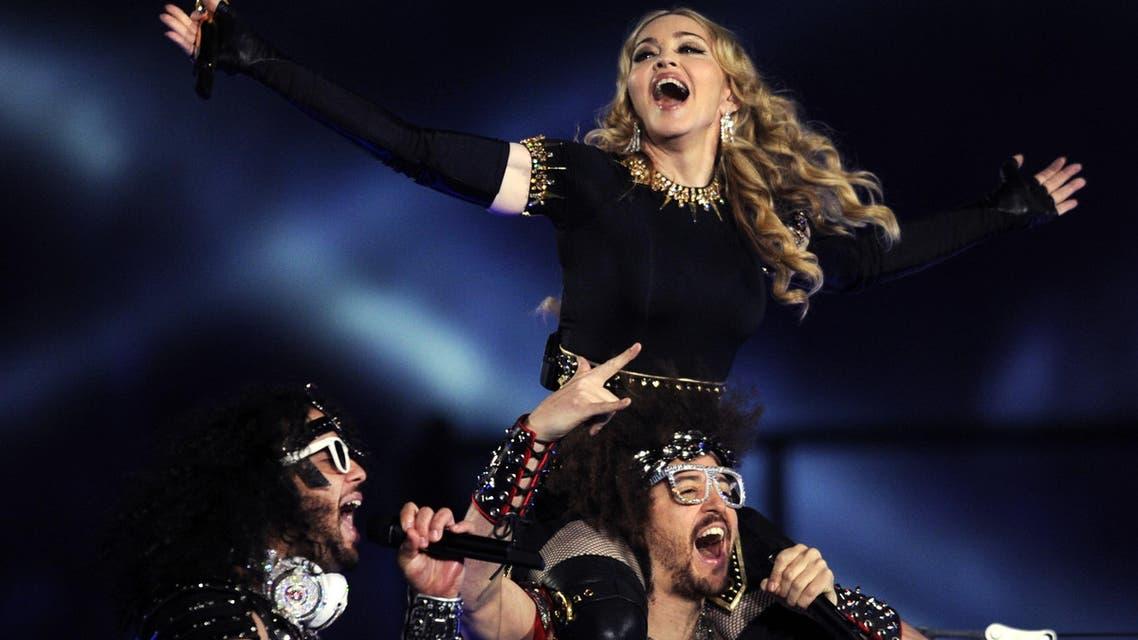 Madonna AFP
