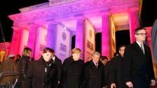 جرمن چانسلر اور وزراء کی مسلمانوں کی ریلی میں شرکت